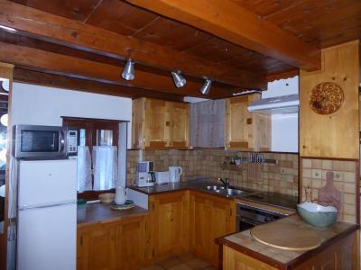 Rent in ski resort 3 room chalet 6 people - Chalet la Petite Maison - Pralognan-la-Vanoise - Apartment