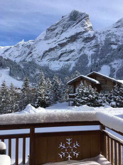 Rent in ski resort 6 room mezzanine apartment 10 people - Chalet le Flocon - Pralognan-la-Vanoise - Settee