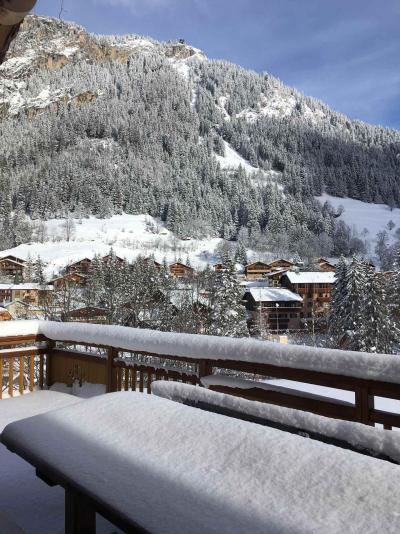 Rent in ski resort 6 room mezzanine apartment 10 people - Chalet le Flocon - Pralognan-la-Vanoise - Shower