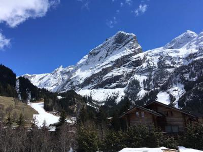 Rent in ski resort 3 room apartment 4 people - Chalet le Flocon - Pralognan-la-Vanoise