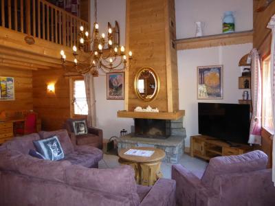Location 10 personnes Appartement 6 pièces mezzanine 10 personnes - Chalet Le Flocon