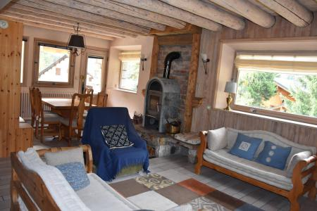 Rent in ski resort 5 room chalet 8 people - Chalet le Grand Pré - Pralognan-la-Vanoise
