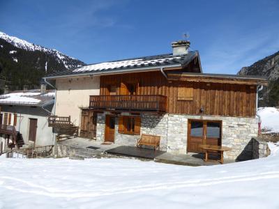 Location Pralognan-la-Vanoise : Chalet le Petit Bouyic hiver