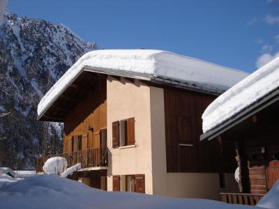 Location Pralognan-la-Vanoise : Chalet Le Rosoire hiver