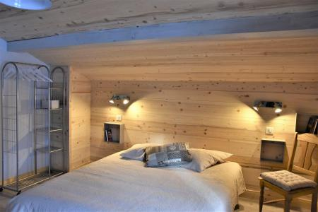 Rent in ski resort 5 room duplex apartment 8 people (CLARINES) - Chalet les Clarines - Pralognan-la-Vanoise - Bedroom