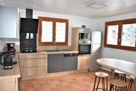 Rent in ski resort 5 room duplex apartment 8 people (CLARINES) - Chalet les Clarines - Pralognan-la-Vanoise - Kitchenette
