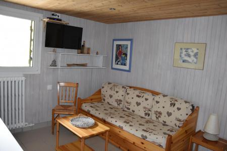 Rent in ski resort 2 room apartment sleeping corner 4 people - Chalet Namaste - Pralognan-la-Vanoise