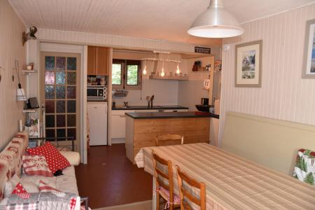 Rent in ski resort 4 room apartment 7 people - Maison les Galets - Pralognan-la-Vanoise - Living room
