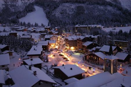 Location au ski Résidence Blanchot - Pralognan-la-Vanoise - Extérieur hiver