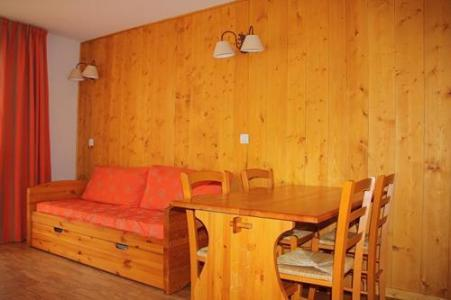 Location au ski Residence Blanchot - Pralognan - Séjour