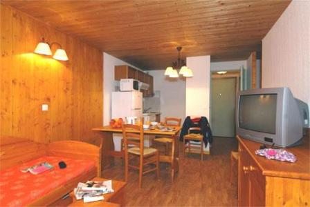 Location au ski Residence Blanchot - Pralognan-la-Vanoise - Séjour