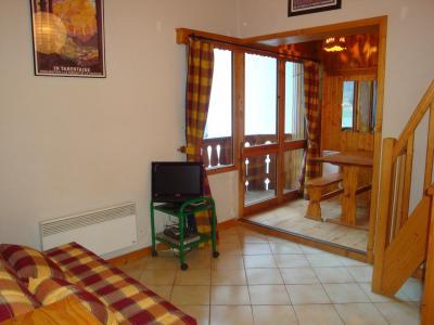 Rent in ski resort 2 room mezzanine apartment 4 people (56) - Résidence de la Vanoise - Pralognan-la-Vanoise