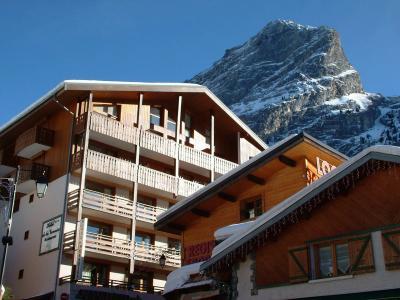 Rent in ski resort Résidence de la Vanoise - Pralognan-la-Vanoise - Winter outside