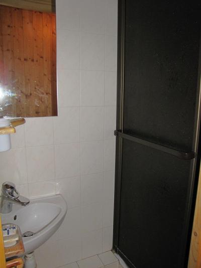Rent in ski resort Studio 2 people (54BIS) - Résidence de la Vanoise - Pralognan-la-Vanoise - Bathroom