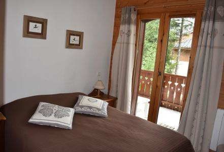 Rent in ski resort 3 room apartment 6 people (12) - Résidence la Ferme de Pralognan - Pralognan-la-Vanoise - Double bed