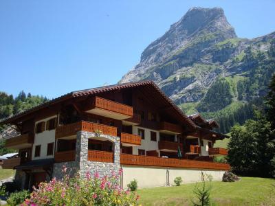 Location Pralognan-la-Vanoise : Residence La Ferme De Pralognan hiver
