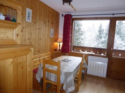 Rent in ski resort 3 room apartment 4 people (24) - Résidence le Barioz - Pralognan-la-Vanoise - Table
