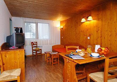 Location au ski Residence Le Blanchot - Pralognan-la-Vanoise - Plan