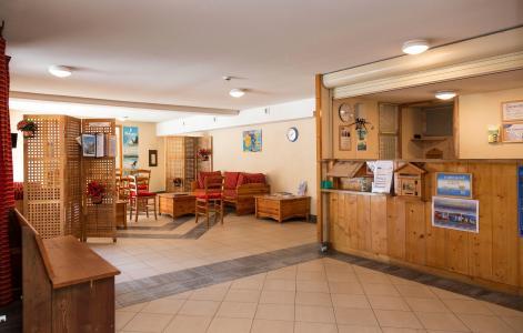 Location au ski Résidence le Blanchot - Pralognan-la-Vanoise - Réception