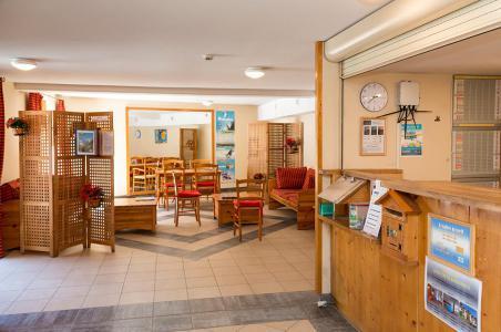 Rent in ski resort Résidence le Blanchot - Pralognan-la-Vanoise - Reception