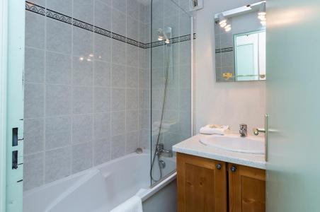 Rent in ski resort Résidence le Blanchot - Pralognan-la-Vanoise - Bathroom