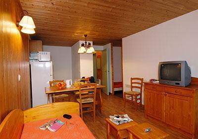 Location au ski Residence Le Blanchot - Pralognan - Séjour