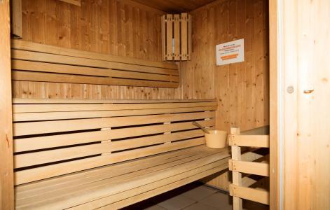 Location au ski Résidence le Blanchot - Pralognan-la-Vanoise - Sauna