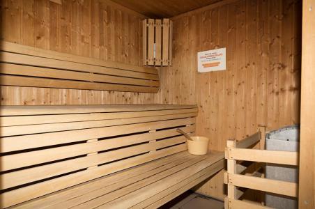 Rent in ski resort Résidence le Blanchot - Pralognan-la-Vanoise - Sauna