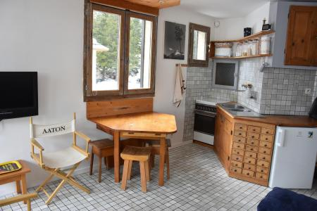 Rent in ski resort 2 room apartment 4 people (15A) - Résidence le Chasseforêt - Pralognan-la-Vanoise - Kitchenette