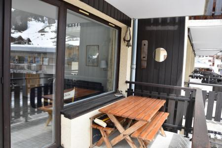 Rent in ski resort 2 room apartment 4 people (15A) - Résidence le Chasseforêt - Pralognan-la-Vanoise - Terrace