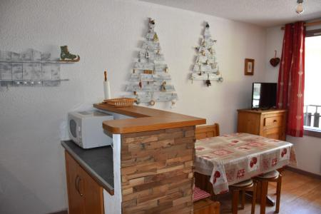 Rent in ski resort 2 room apartment 4 people (20A) - Résidence le Chasseforêt - Pralognan-la-Vanoise - Kitchenette