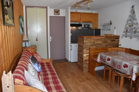Rent in ski resort 2 room apartment 4 people (20A) - Résidence le Chasseforêt - Pralognan-la-Vanoise - Living room