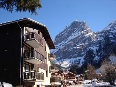 Location Pralognan-la-Vanoise : Résidence le Chasseforêt hiver