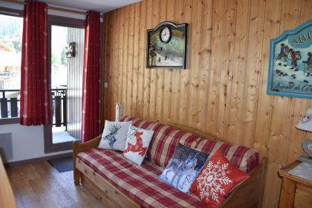 Rent in ski resort 2 room apartment 4 people (20A) - Résidence le Chasseforêt - Pralognan-la-Vanoise