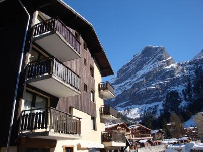 Rent in ski resort Studio 2 people (27A) - Résidence le Chasseforêt - Pralognan-la-Vanoise