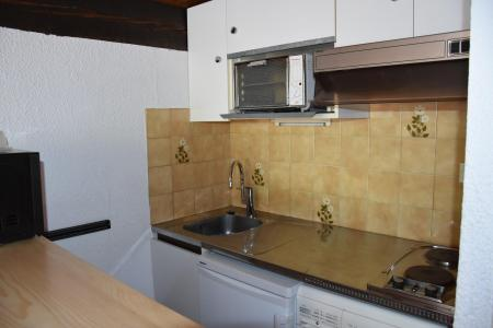 Rent in ski resort Studio 4 people (40B) - Résidence le Chasseforêt - Pralognan-la-Vanoise