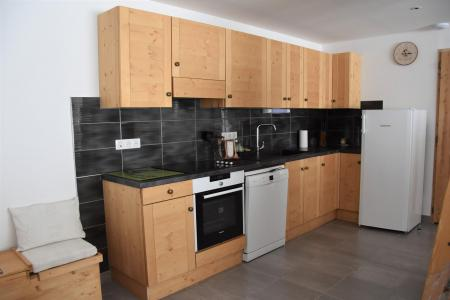 Rent in ski resort 4 room apartment 6 people (24) - Résidence le Grand Chalet - Pralognan-la-Vanoise - Kitchenette
