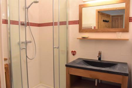 Rent in ski resort 4 room apartment 6 people (24) - Résidence le Grand Chalet - Pralognan-la-Vanoise - Shower room