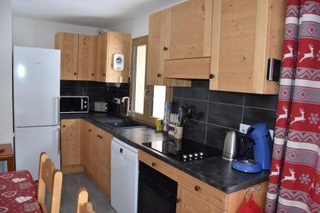 Rent in ski resort 4 room apartment 8 people (15) - Résidence le Grand Chalet - Pralognan-la-Vanoise - Kitchenette