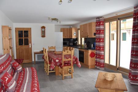 Rent in ski resort 4 room apartment 8 people (15) - Résidence le Grand Chalet - Pralognan-la-Vanoise - Living room
