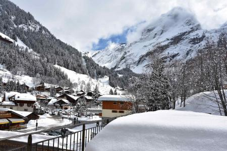 Rent in ski resort 4 room apartment 6 people (24) - Résidence le Grand Chalet - Pralognan-la-Vanoise - Winter outside