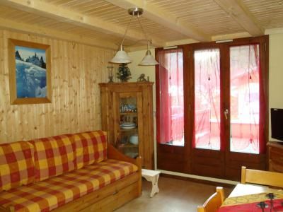 Rent in ski resort Studio sleeping corner 4 people (12) - Résidence le Grand Sud - Pralognan-la-Vanoise - Apartment