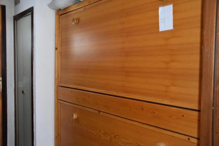 Rent in ski resort Studio sleeping corner 4 people (29) - Résidence le Grand Sud - Pralognan-la-Vanoise - Folding bed
