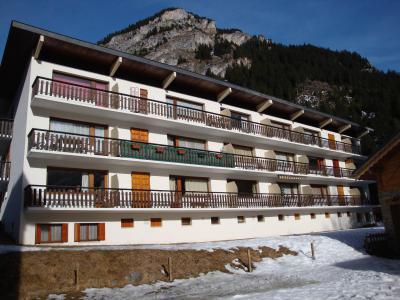 Esquí con familia Résidence le Petit Marchet