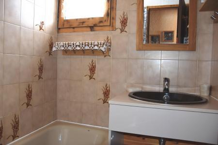 Rent in ski resort 2 room apartment 4 people (8) - Résidence le Plan d'Amont - Pralognan-la-Vanoise - Bathroom