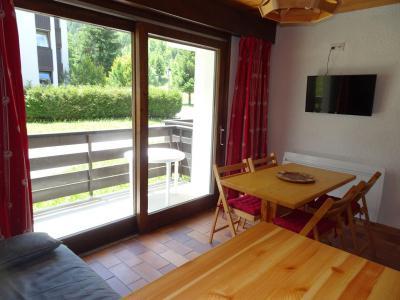 Rent in ski resort Studio 4 people (2B) - Résidence le Plan d'Amont - Pralognan-la-Vanoise
