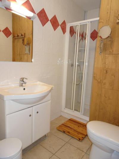 Rent in ski resort 2 room apartment 4 people (SAISONB) - Résidence les 4 Saisons - Pralognan-la-Vanoise - Shower