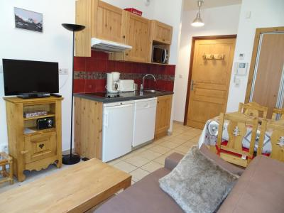 Rent in ski resort 2 room apartment 4 people (SAISONB) - Résidence les 4 Saisons - Pralognan-la-Vanoise