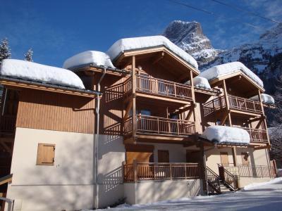 Esquí con familia Résidence les 4 Saisons