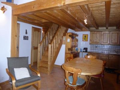 Rent in ski resort 4 room duplex apartment 6 people (18) - Résidence les Alpages de Pralognan A - Pralognan-la-Vanoise - Table